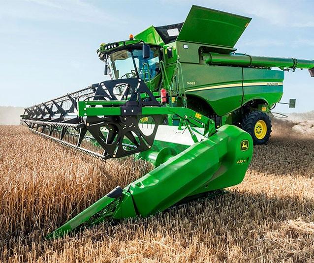 GPS мониторинг сельскохозяйственной техники